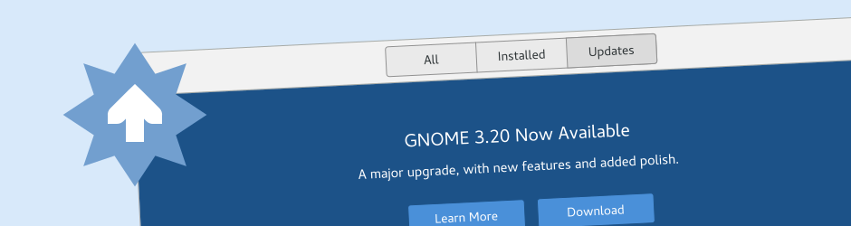 GNOME 3.20 now available